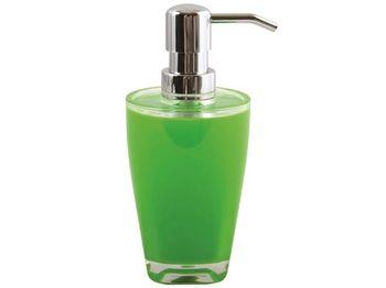 Диспенсер для жидкого мыла Tahiti зелeный