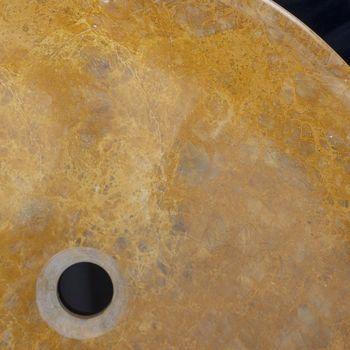 купить Chiuveta Matia marmura Golden Yellow 42 x 14 cm в Кишинёве