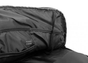 "13.3"" Рюкзак для ноутбука Tucano Flat Slim M, Black"