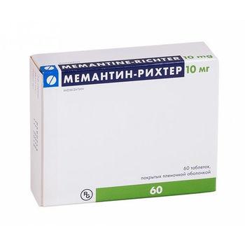 cumpără Memantine-Richter 10mg comp. film. N15x4 în Chișinău