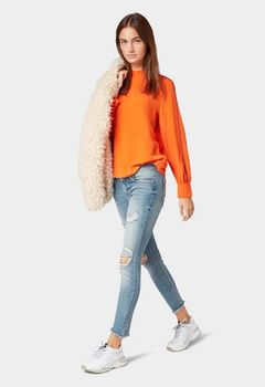 Блуза Tom Tailor Оранжевый