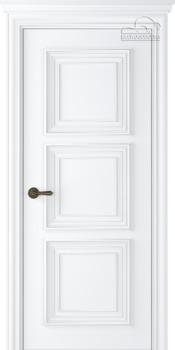 купить Дверь ПАЛАЦЦО 3 эмаль белый глухая в Кишинёве