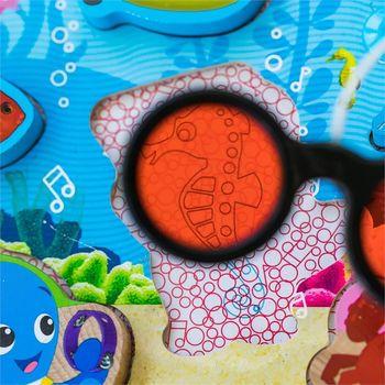 купить Игрушка деревянная Hape & Baby Einstein Submarine Adventure Puzzle™ в Кишинёве