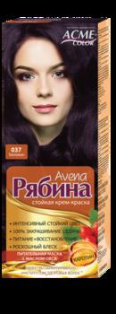 Краска для волос, ACME Рябина Avena, 100 мл., 037 - Баклажан