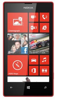 Nokia Lumia 520 Red