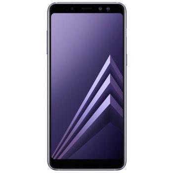 купить Samsung A530FD Galaxy A8 Duos (2018), Orhid Gray в Кишинёве
