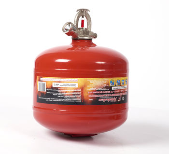 купить Автоматический огнетушитель  МПП-2.5 в Кишинёве