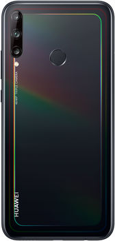 купить Huawei P40 Lite E Duos 4/64, Black в Кишинёве