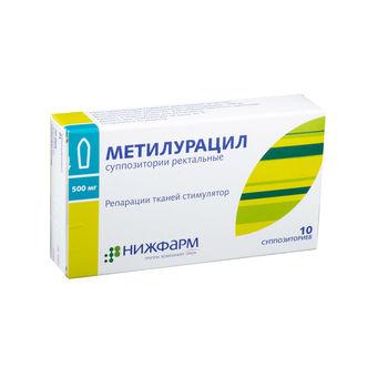 cumpără Metiluracil 500mg sup. N10 în Chișinău