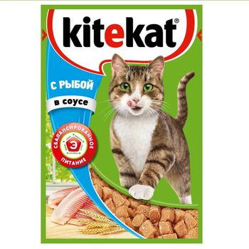 купить Kitekat Рыба в Соусе в Кишинёве