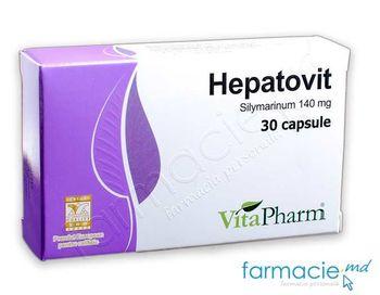 cumpără Hepatovit caps.140 mg N10x3(Vitapharm) în Chișinău