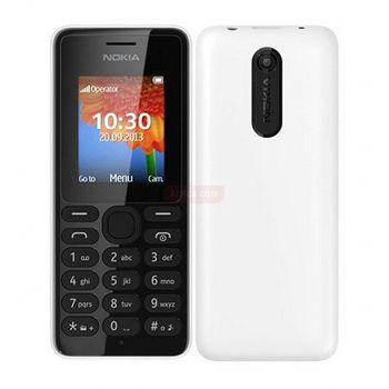 Nokia 108 2 SIM (DUAL) White