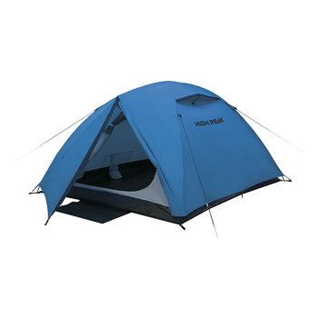 купить Палатка High Peak Kingston 3, blue-grey, 10300 в Кишинёве