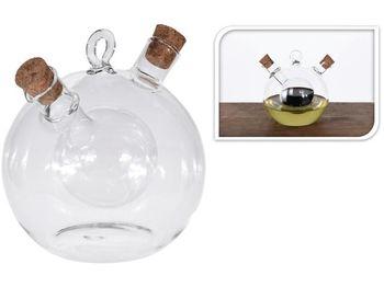 купить Бутылка для масла и уксуса 2in1 12X12cm в Кишинёве