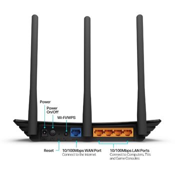 """Wireless Router TP-LINK """"TL-WR940N"""""""