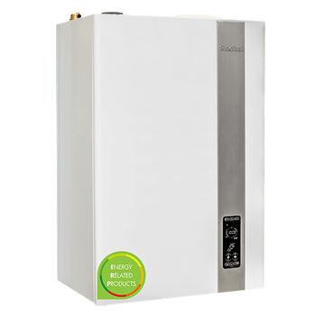 Газовый конденсационный котел FONDITAL ITACA KB32 + БойлерINOX 45l (32 кВт)