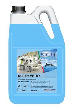 SUPER VETRI - Средство для очистки стеклянных поверхностей 5kg