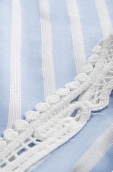 Блуза ORSAY Голубой/Белый 665070 orsay