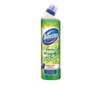 cumpără Dezinfectant înălbitor anticalcar Domestos Total Hygiene WC Gel Lime Fresh, 700 ml în Chișinău