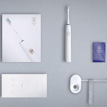 купить Xiaomi Soocare X3 White - 2 шт. в Кишинёве