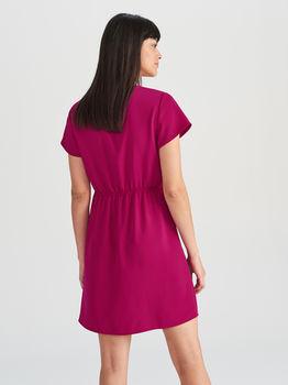 Платье RESERVED Фуксия wm368-43x