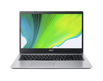 "ACER Aspire A315-23 Pure Silver (NX.HVUEU.005) 15.6"" FHD (AMD Ryzen 3 3250U 2xCore 2.6-3.5GHz, 8GB (2x4) DDR4 RAM, 256GB PCIe NVMe SSD, AMD Radeon Graphics, w/o DVD, WiFi-AC/BT, 2cell, 0.3MP webcam, RUS, Linux, 1.9kg)"