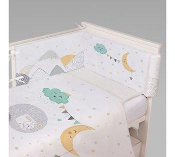 купить Klups постельное бельё Луна (5 ед) в Кишинёве