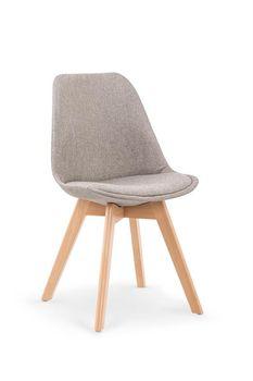 купить K303 krzesło jasny popiel / buk в Кишинёве