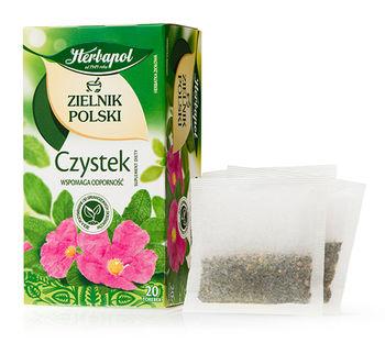 купить Чай травяной Polish Herbarium Cistus, 20 шт в Кишинёве