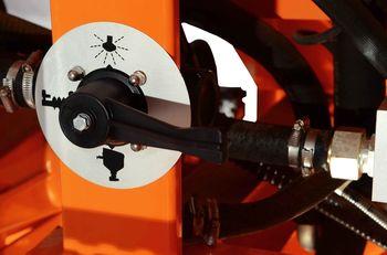купить Опрыскиватель прицепной Jacto Advance 2000 AM18 Vortex, для обработки полей в Кишинёве