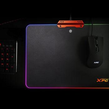 Компьютерная мышь и коврик XPG INFAREX M10 / R10