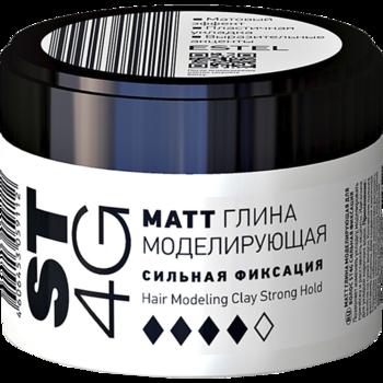 MATT - Глина моделирующая, ESTEL ST, 65 мл., сильная фиксация