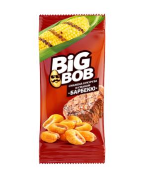 """Кукуруза жареная Big Bob 60г со вкусом """"Барбекю"""""""