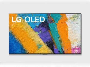 """65"""" OLED TV LG OLED65GXRLA, Black"""