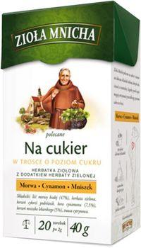 купить Чай Monastic Herbs for Blood Sugar, 20 шт в Кишинёве