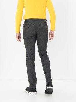 Брюки TOM TAILOR Тёмно-серый 1013980 tom tailor