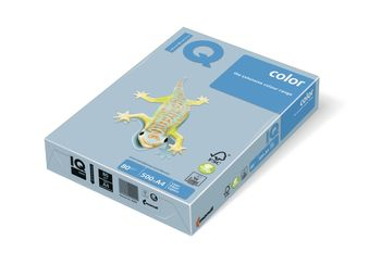 Бумага ксероксная А4 80g/m2 500л IQ-Color OBL70