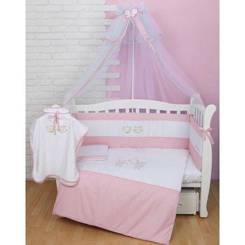 cumpără Veres Set pentru pat Fairy Tale, 7 buc în Chișinău