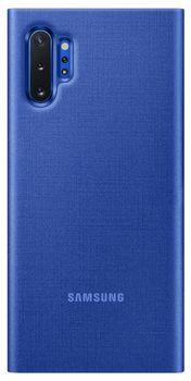 cumpără Husă telefon Samsung Galaxy Note 10 Plus  ,EF-NN975 LED View Cover Blue în Chișinău