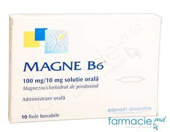 cumpără Magne B6 sol.orala 10ml N10 în Chișinău