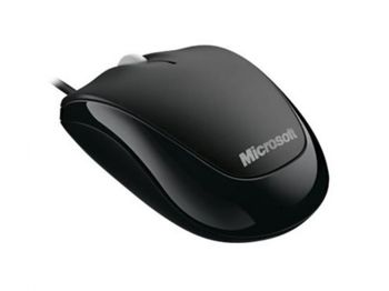 купить Mouse Microsoft Compact Optical for Business, USB (4HH-00002) в Кишинёве