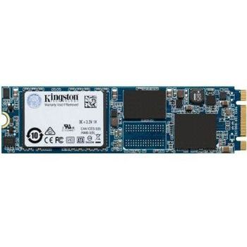 M.2 SSD 240GB Kingston UV500, Sequential Reads 520 MB/s, Sequential Writes 500 MB/s, Max Random 4k Read 79,000 / Write 25,000 IOPS, M.2 Type 2280 form factor, 3D TLC