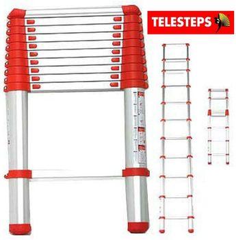 купить Телескопическая лестница RED Line 2.6m в Кишинёве