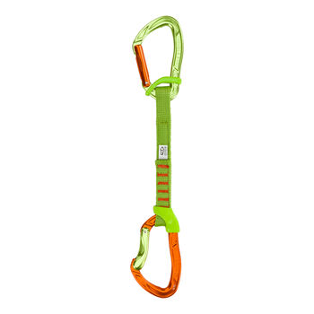 купить Оттяжка в комплекте Climbing Technology Nimble Fixbar Evo Set NY 17 cm, orange/green, 2E688FEA0B в Кишинёве