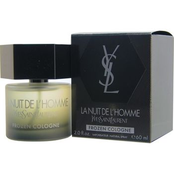 YVES SAINT LAURENT NUIT FROZEN COLOGNE EDT 60 ml