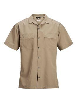 Рубашка JACK&JONES Коричневый