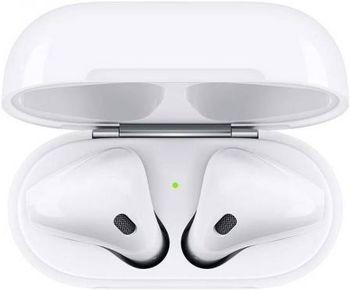 купить Беспроводные наушники Apple AirPods 2 с футляром для зарядки через разъём Lightning в Кишинёве