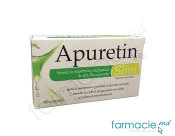 купить Apuretin  Slim caps. N60 в Кишинёве