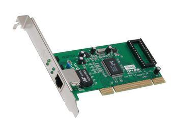 TP-LINK TG-3269, 32bit Gigabit PCI Network Interface Card, RealTek RTL8169SC chipset, 10/100/1000Mbps Auto-Negotiation RJ45 port, Auto MDI/MDX
