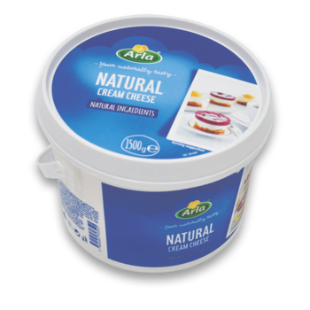 ARLA™ (BUKO) Cream Cheese Natural  1.500 kg